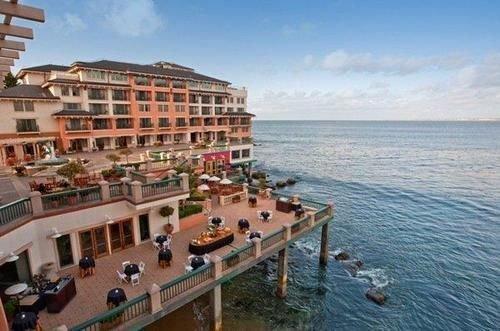 Monterey Plaza Hotel Spa Deals