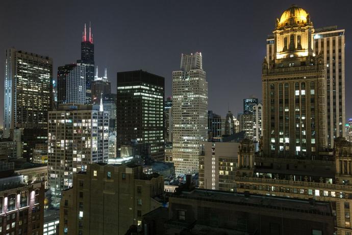 Hard rock hotel chicago buscador de hoteles chicago for Hoteles en chicago