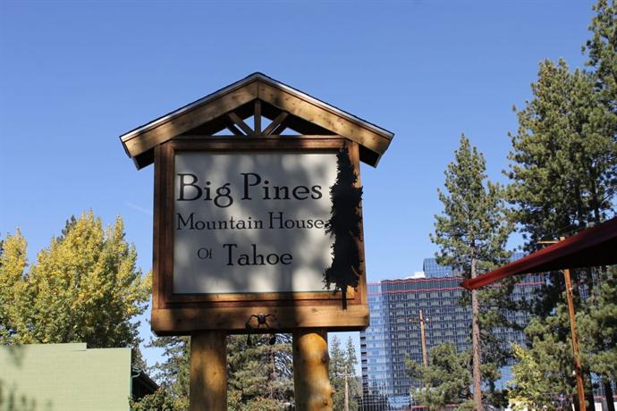 big pines mountain house of tahoe south lake tahoe. Black Bedroom Furniture Sets. Home Design Ideas