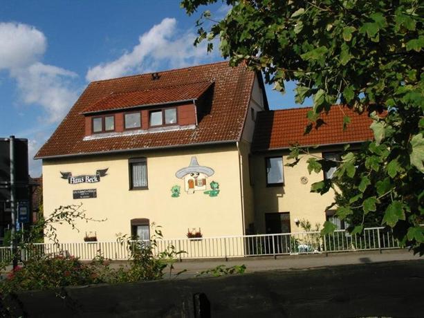 Hotel Pension Haus Beck Bad Nenndorf