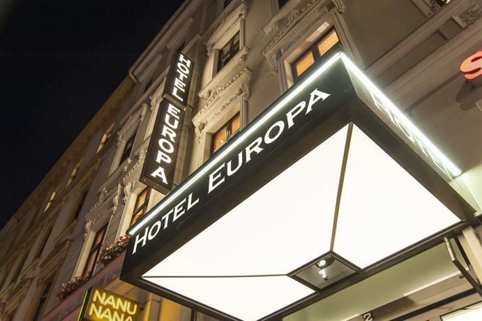 hotel europa gorlitz g rlitz vergelijk aanbiedingen. Black Bedroom Furniture Sets. Home Design Ideas