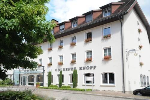 Hotel Bad Sackingen Goldener Knopf