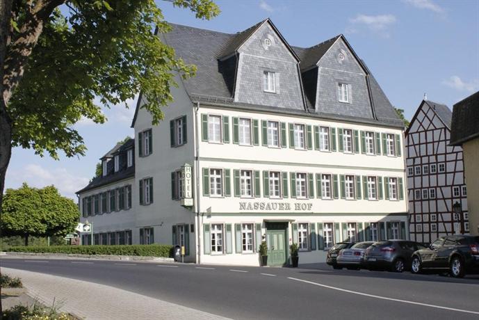 Hotel Nassauer Hof Diez