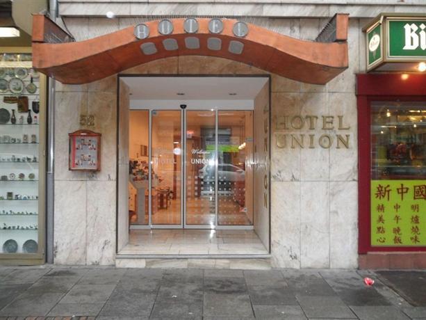 Hotel Union Frankfurt Reviews