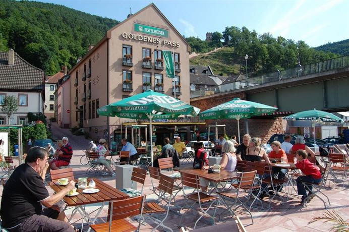 Hotel Goldenes Fass Freudenberg Baden Wurttemberg