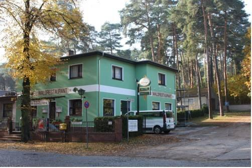 Waldrestaurant Guesthouse Rangsdorf