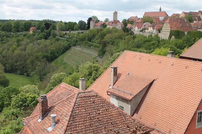 Hotel Uhl Rothenburg ob der Tauber