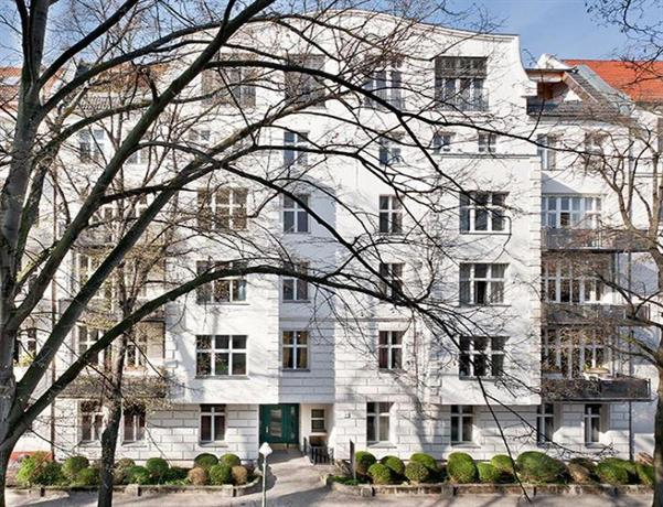 Hotel Pension Kleist Berlin
