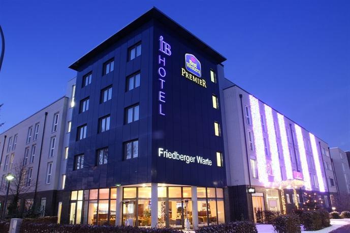 Friedberger Warte Frankfurt Hotel