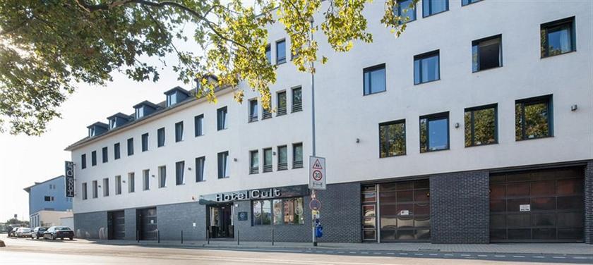 Hotel Cult Frankfurt City Frankfurt Am Main