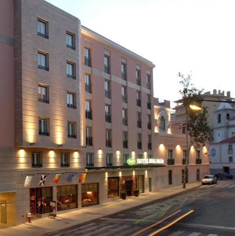Real pal cio hotel hotels lisbonne for Hotels lisbonne