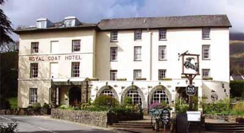 The Royal Goat Hotel Beddgelert