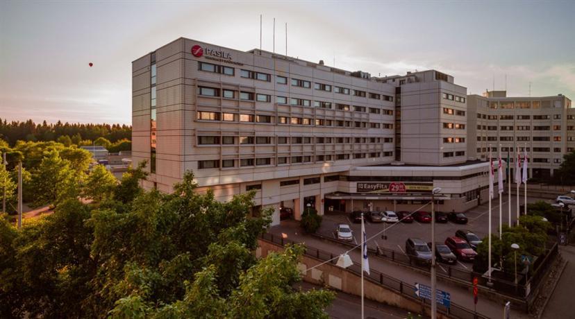 Sokos Hotel Pasila Pysäköinti