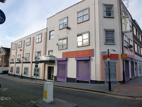 Tulsi croydon aparthotel london compare deals for Apart hotel londre