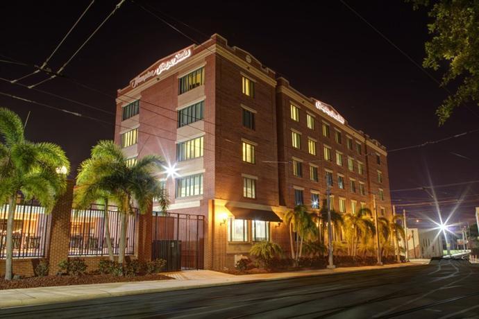 Hampton Inn Tampa Ybor City Downtown