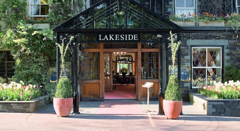 Lakeside Hotel Newby Bridge