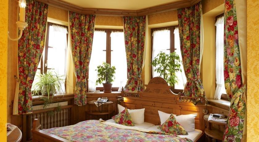 Munchen Hotel Deutsche Eiche