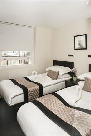 mstay 39 studios hotels londres