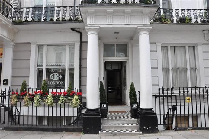 Mstay hotel 43 buscador de hoteles londres reino unido for 43 queensborough terrace