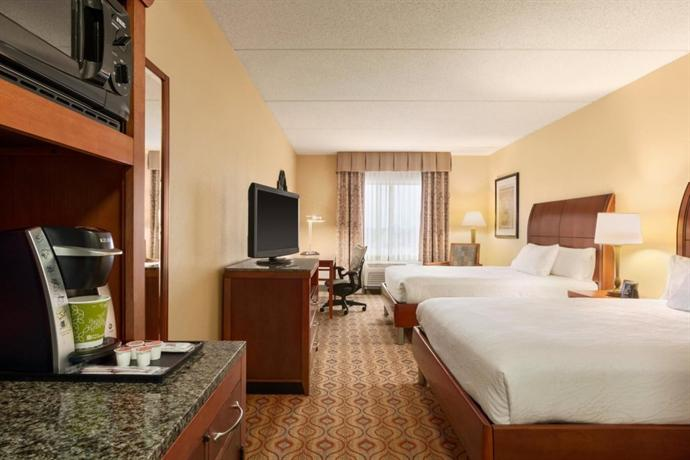 About Hilton Garden Inn Solomons