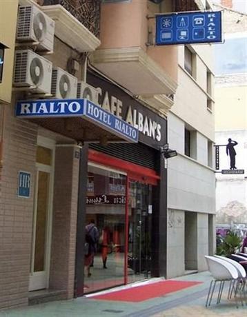 Hotel Rialto Alicante