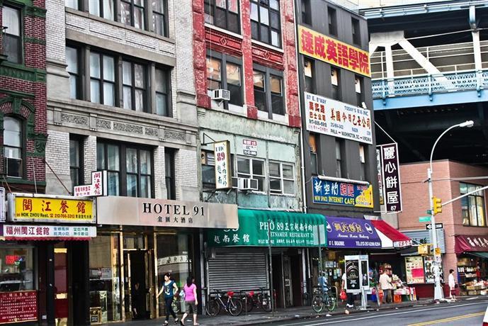 Cheap Hotel Chinatown New York