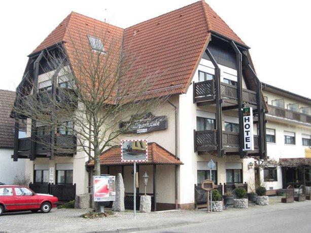 Hotel Waldparkstube Bad Schonborn