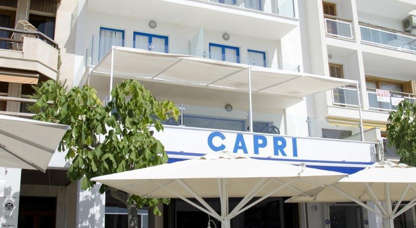 Hotel capri buscador de hoteles pollensa espa a - Hoteles modernos espana ...