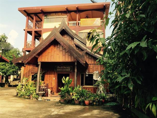 Sisavang guest house vang vieng compare deals for Domon guesthouse vang vieng