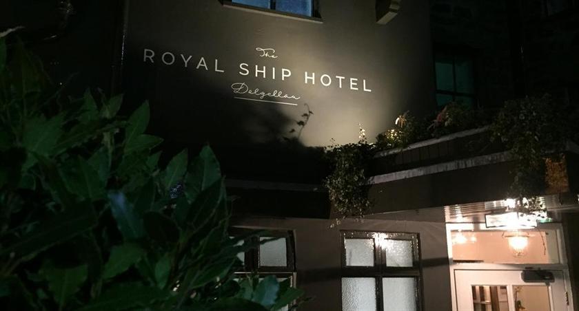 Royal Ship Hotel Dolgellau United Kingdom