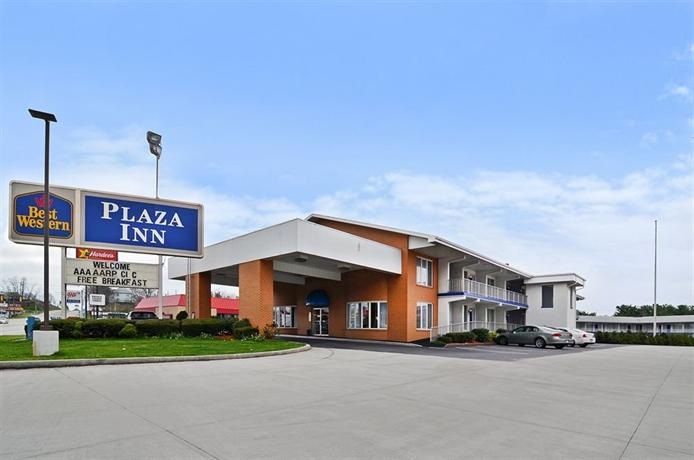 Best Western Plaza Inn Breezewood