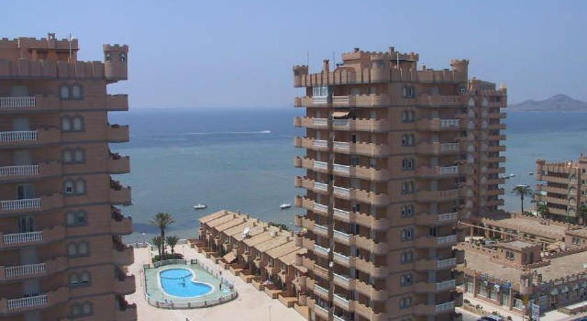 Hotels In La Manga Del Mar Menor