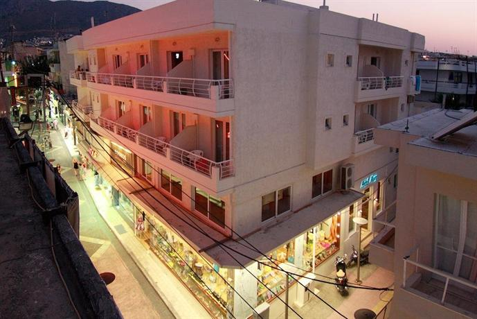 Nancy hotel hersonissos compare deals for Hotels nancy