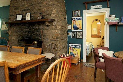 HI-Harpers Ferry Hostel & Campground