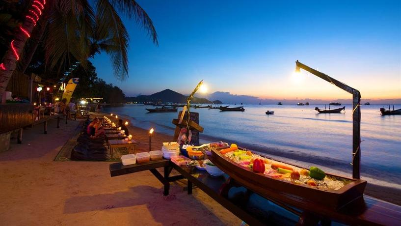 Wind beach resort koh tao ko tao compare deals for Hotels koh tao