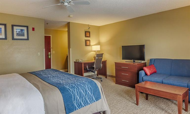 Comfort Inn and Suites - Grafton