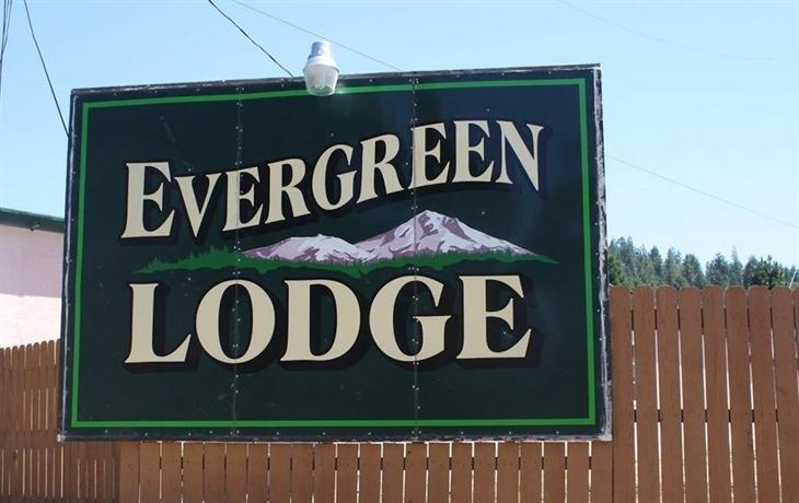 Evergreen Lodge Mount Shasta