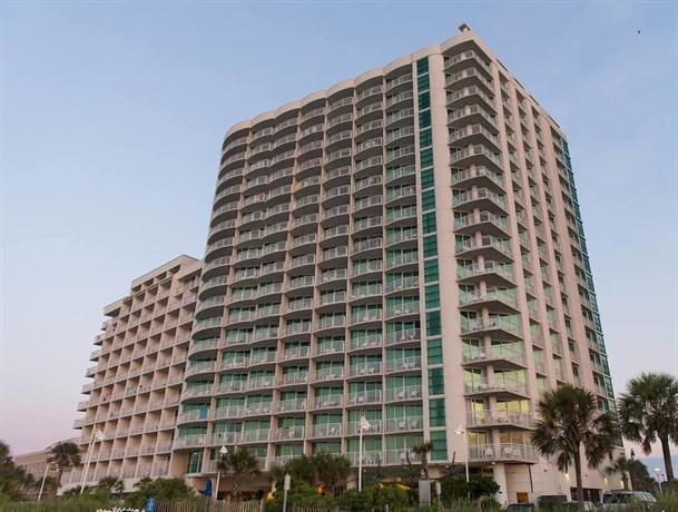 Sandy Beach Resort Magnolia Tower Myrtle Beach