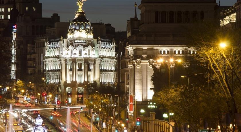Hotel Economici In Centro A Madrid