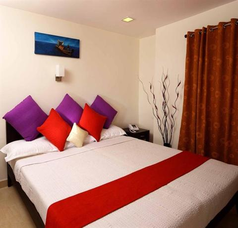 Hotel green dreams comparez les h tels kochi for Chambre kochi