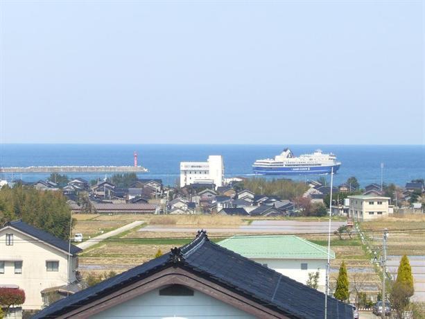 Sado Ryotsu Shiizaki Onsen Sunset & Lake The Hotel Aokiya