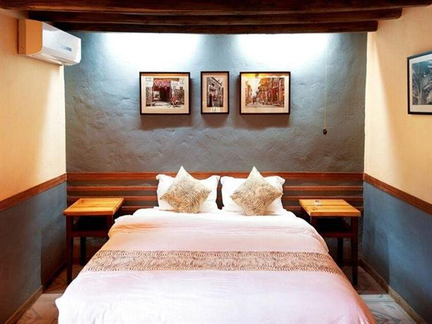 Yangshuo secret garden boutique hotel guilin compare deals for Secret boutique hotels