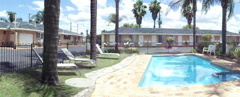 Town And Country Motor Inn Tamworth Tamworth Australia