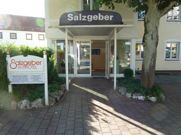 Hotel Salzgeber Bad Worishofen