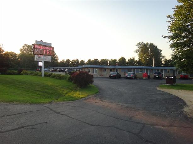 Pine Ridge Motel Dodgeville Wi