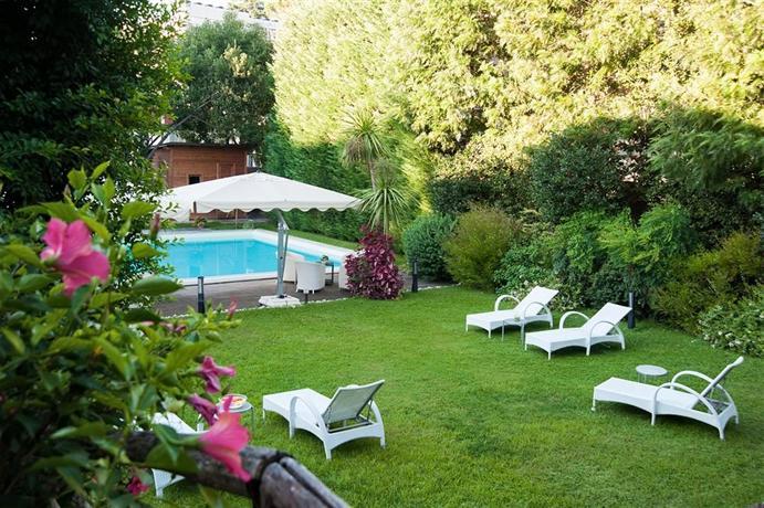 Hotel Villa Maria Cristina Caserta