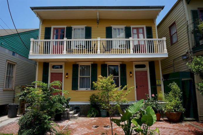 Balcony Guest House, New Orleans