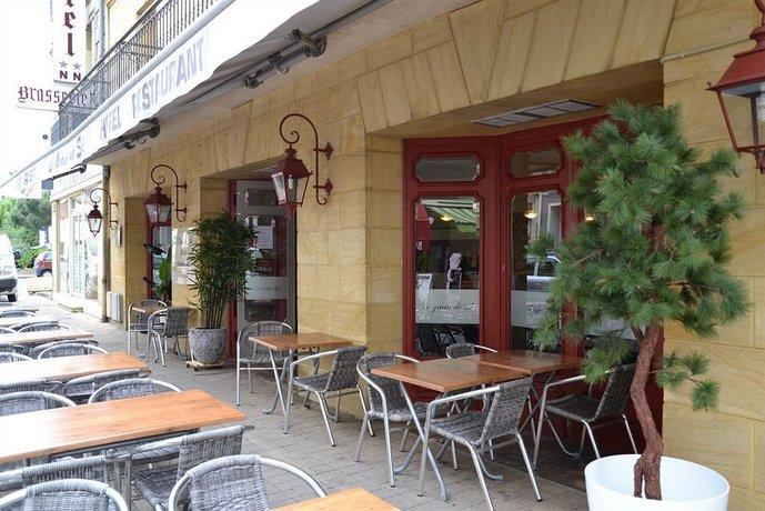 Hotel Restaurant Le Victor Hugo