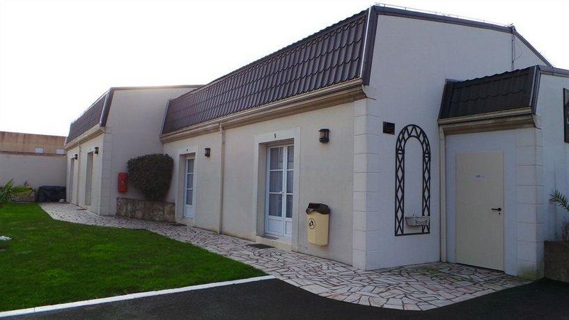 Hotel L'Escale Longperrier