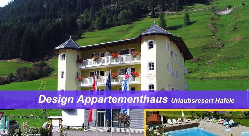 Design appartementhaus for Design appartements urlaubsresort hafele